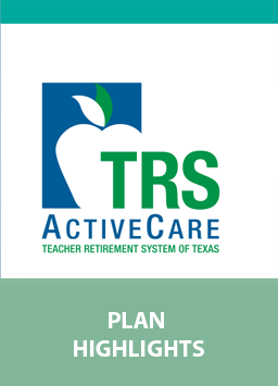 TRS Plan Highlights