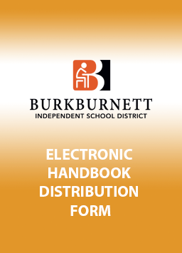 Electronic Handbook Distribution Form
